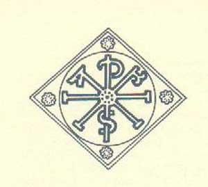 Significato del Centro - Crisma come monogramma del Cristo