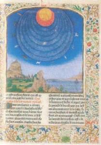 Arte e Simbolo - Macrocosmo - Le livre des sept ages du monde - 1460 circa