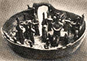 Significato del Cerchio - Modello di recinto sacro - Cipro - 2500-2000 a.C.