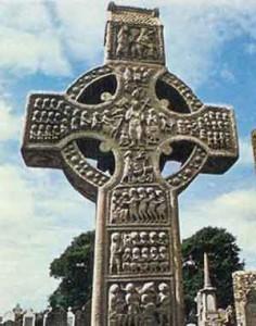 Significato della Croce - Croce Celtica - croce di Monasterboire - Irlanda
