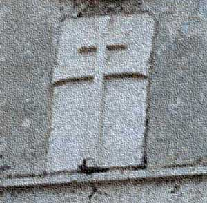 Significato della Croce - Croce di Lorena - bassorilievo