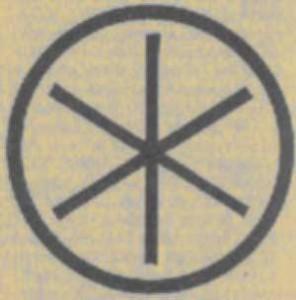 Significato della Croce - Croce a sei Braccia - Epoca Paleocristiana