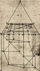 Significato dei Solidi Platonici - Piero della Francesca- De Prospectiva Pingendi - Esagono