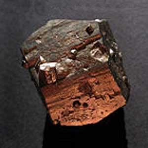 Significato dei Solidi Platonici - Pirite: Dodecaedro