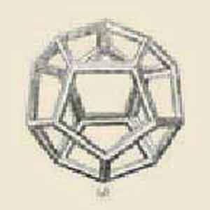 Significato del Pentagono e del Pentagramma - Il Dodecaedro
