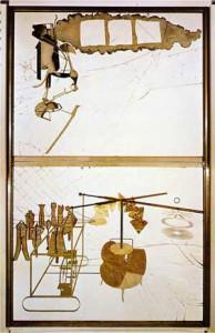 Arte e Simbolo - Marcel Duchamp - Il Grande Vetro
