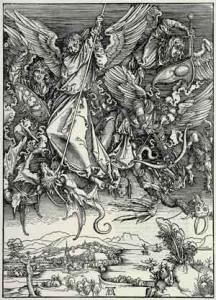 Arte Sacra e Mito - Albrecht Durer - Apocalisse