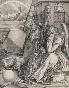 Significato del Quadrato - Albrecht Durer - Melencolia I