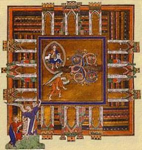 Significato del Simbolo - Gerusalemme Celeste - miniatura