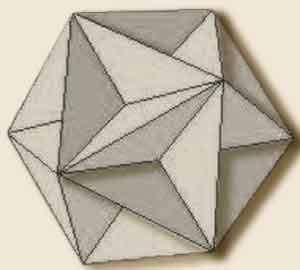 Poliedri Regolari e Semiregolari - Grande Dodecaedro