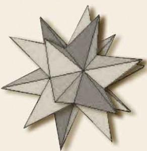 Poliedri Regolari e Semiregolari - Grande Dodecaedro Stellato