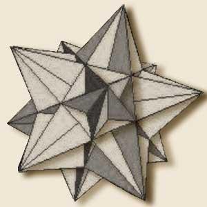 Poliedri Regolari e Semiregolari - Grande Icosaedro