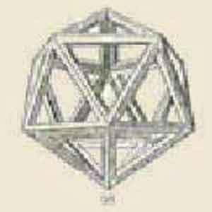 Il Significato dei Solidi Platonici - Icosaedro