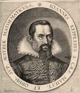 Significato dei Solidi Platonici - Johannes Keplero