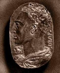 Prima della Storia dell'Arte - Leon Battista Alberti - Autoritratto
