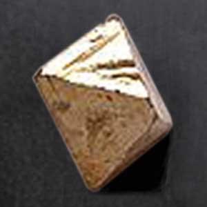 Significato dei Solidi Platonici - Pirite: Ottaedro