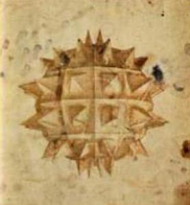 Significato dei Solidi Platonici - Paolo Uccello - Sfera a 72 facce e punte