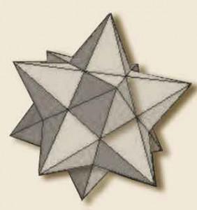 Poliedri Regolari e Semiregolari - Piccolo Dodecaedro Stellato