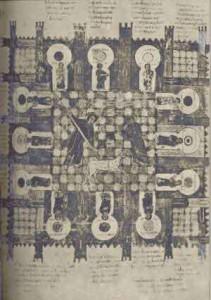 Significato del Quadrato - Gerusalemme Celeste - Beatus - Spagna
