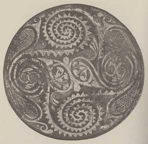 Significato della Spirale - Coppa - Arte Minoica - Festo - 1800 .ca a.C.