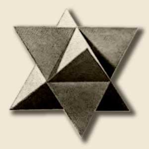 Poliedri Regolari e Semiregolari - Stella Octangula