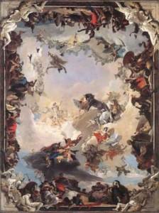 Arte e Simbolo - Giambattista Tiepolo - Allegoria dei Continenti