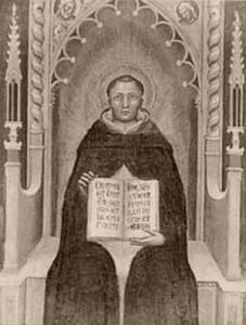Prima della Storia dell'Arte - San Tommaso d'Aquino