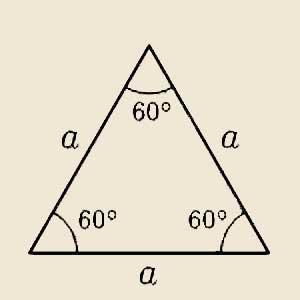 Significato del Triangolo - Triangolo Equilatero