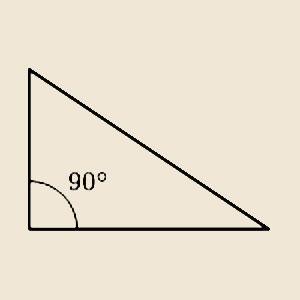 Significato del Triangolo - Triangolo Rettangolo