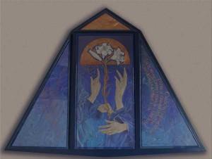 Opere d'arte di Antonietta Zanatta - Annunciazione