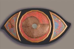 Opere d'arte di Antonietta Zanatta - Lo Specchio di Dioniso